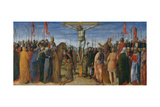 The Crucifixion Giclee Print by Jacopo Bellini