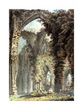 Tintern Abbey, c.1793 Giclee Print by Thomas Girtin