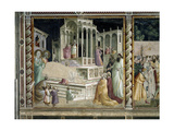 The Presentation of the Virgin Giclee Print by Taddeo Gaddi