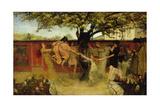 Pomona Festival, 1879 Giclee Print by Sir Lawrence Alma-Tadema