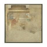 Christ and the Samaritan Giclee Print by Giovanni Antonio Pordenone