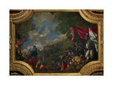The Conquest of Smyrna Giclee Print by Paolo Veronese