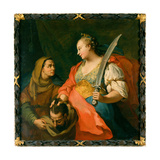 Judith and Holofernes Giclee Print by Jacopo Amigoni