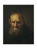 Head of a Capuchin, 1752 Giclee Print by Richard Wilson