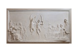 The Dance of Alcinous's Son Giclee Print by Antonio Canova
