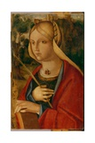 Saint Catherine Giclee Print by Boccaccio Boccaccino