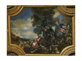 The Siege of Scutari Giclee Print by Paolo Veronese