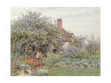 Near Hambledon Giclee Print by Helen Allingham