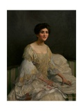 The Bride (Lady Forbes), c.1889 Giclee Print by Elizabeth Adela Stanhope Forbes