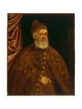 Doge Girolamo Priuli Giclee Print by Jacopo Robusti Tintoretto