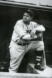Babe Ruth Boston Braves Archival Sports Photo Poster Photo