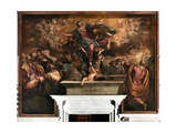 The Assumption of the Virgin, 1582-87 Giclee Print by Jacopo Robusti Tintoretto