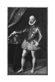 Marcantonio II Colonna, Triumphant Victor of Lepanto Giclee Print by Scipione Pulzone