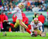 San Francisco 49ers - David Akers Photo Photo