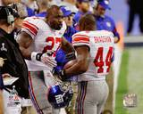 New York Giants - Brandon Jacobs, Ahmad Bradshaw Photo Photo