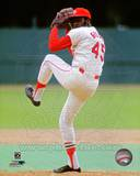 St Louis Cardinals - Bob Gibson Photo Photographie