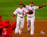 St Louis Cardinals - Allen Craig, Jon Jay Photo Photo
