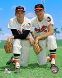 Baltimore Orioles - Brooks Robinson, Ron Hansen Photo Photo