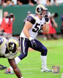 St Louis Rams - David Vobora Photo Photo