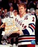 New York Rangers - Brian Leetch Photo Photo