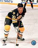 Boston Bruins - Chris Nilan Photo Photo