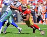 San Francisco 49ers - Ahmad Brooks Photo Photo