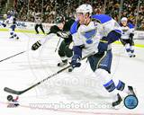 St Louis Blues - David Backes Photo Photo