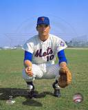 New York Mets - Duffy Dyer Photo Photo