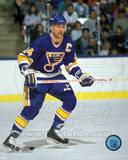 St Louis Blues - Bernie Federko Photo Photo