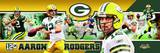 Green Bay Packers - Aaron Rodgers Panoramic Photo Photo