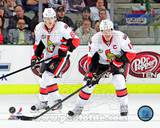 Ottawa Senators - Daniel Alfredsson, Erik Karlsson Photo Photo