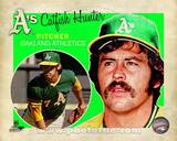 Oakland Athletics - Catfish Hunter Photo Photo