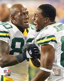 Green Bay Packers - Donald Driver, Greg Jennings Photo Photo