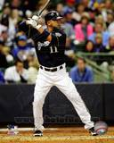 Milwaukee Brewers - Alex Gonzalez Photo Photo