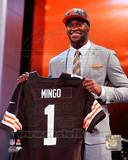 Cleveland Browns - Barkevious Mingo Photo Photo