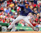 Tampa Bay Rays - David Price Photo Photo