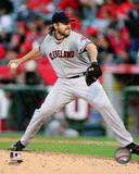 Cleveland Indians - Chris Perez Photo Photo