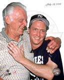 New York Yankees - David Cone, Don Larsen Photo Photo