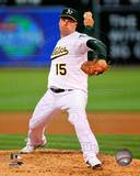 Oakland Athletics - Ben Sheets Photo Photo