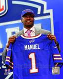 Buffalo Bills - E.J. Manuel Photo Photo