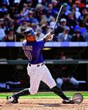 Colorado Rockies - Chris Nelson Photo Photo