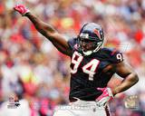 Houston Texans - Antonio Smith Photo Photo