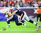 New England Patriots - Dane Fletcher Photo Photo