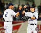 New York Yankees - Derek Jeter, Ichiro Suzuki Photo Photo