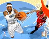 Denver Nuggets - Allen Iverson Photo Photo