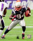 New England Patriots - Deion Branch Photo Photo