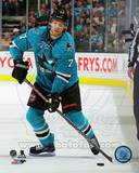 San Jose Sharks - Brad Stuart Photo Photo