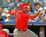 Los Angeles Angels - Albert Pujols Photo Photo
