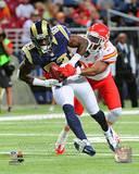 St Louis Rams - Brian Quick Photo Photo