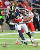 St Louis Rams - Brian Quick Photo Photo